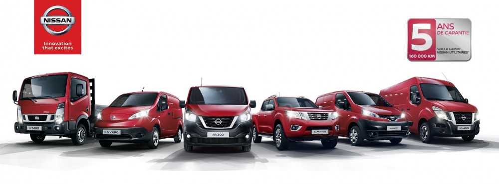 Accueil multitrucks for Garage nissan utilitaire