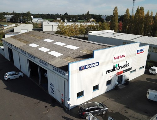 Le garage GUENET devient Multitrucks